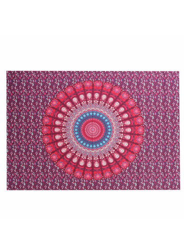 Mandala Beach Scarf Shawl Towel Tapestry Wall Hanging Decor