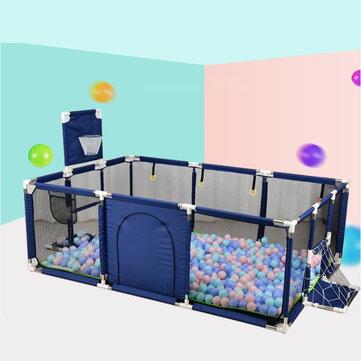 Baby Playpen For Children Pool Balls For Newborn Baby Fence Playpen For Baby Pool Playpen Kids Safety Barrier