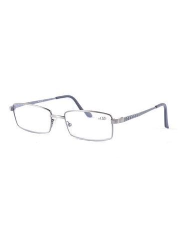 Metal Square Frame Reading Glasses