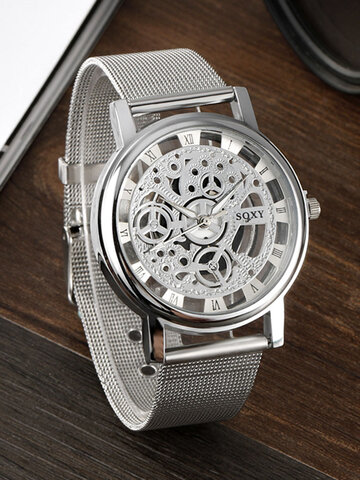 Business Alloy Watch