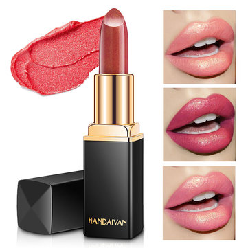 Pearlescent Temperature Lipstick