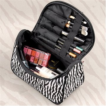 Zebra Makeup Bag
