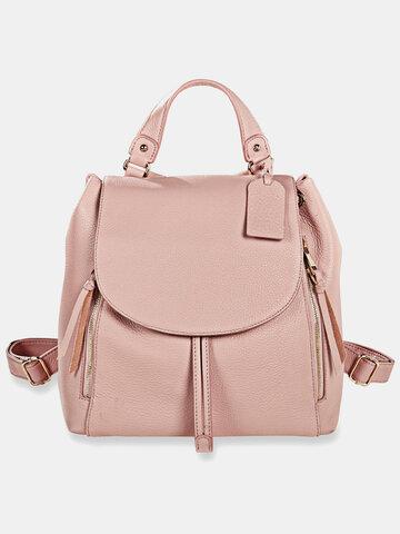 Pink Bags Drawstring Backpack