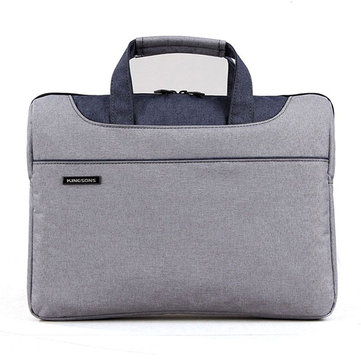 KINGSONS Business Slim Slot Laptop Sleeve Bag