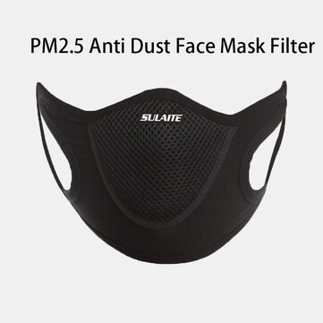 Anti Haze Anti Fog Antibacterial Face Mask PM2.5