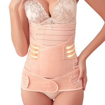 3pcs Mutterschaft Bauch Band Shapewear