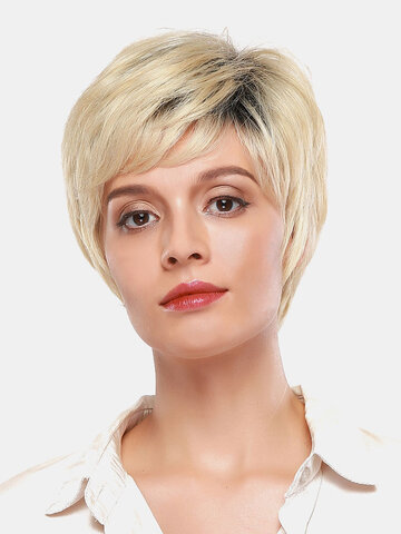 8 Inch Short Human Hair