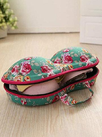 15 Patterns Portable EVA Underwear Storage Bag