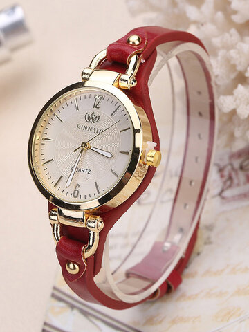 Trendy Fine Band Quartz Watch