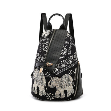 Women Anti-theft Backpack Purse