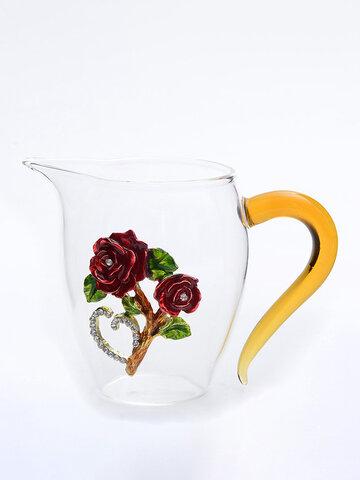 Transparent Enamel Cup