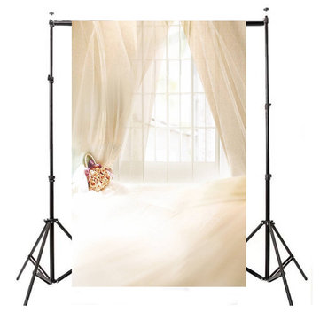 3x5FT Indoor Theme Baby Vinyl Photography Backdrop Background Studio Props