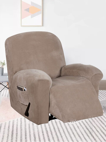 Waterproof Recliner Couch Cover All-inclusive Sofa Cover Seat Elasticity Stretch Anti-slip Furniture Slipcovers Chair Protector