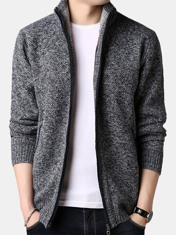 Casual Breathable Thicken Jacket