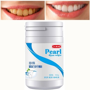 Teeth Whitening Pearl Powder