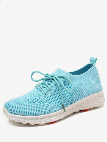 Women Mesh Comfy Sock Sneakers