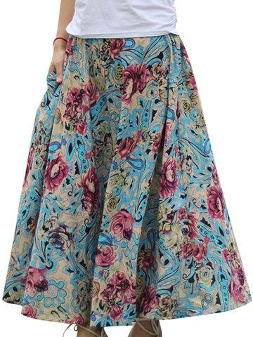 [{}} Bohemian Loose Hem Taschen Style Printed Women Röcke [{}} Dieser Rock hat einen losen Saum und einen böhmischen Stil. [{}}] Printed Women Röcke, Pocket Style Röcke, lose Hem-Röcke [{}} Paket enthalten: [{}} Tipps: [{}} Paket enthalten: [{}} Tipps: