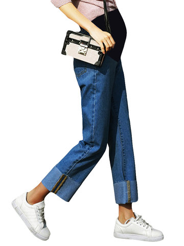 Pregnant Women Denim Pants