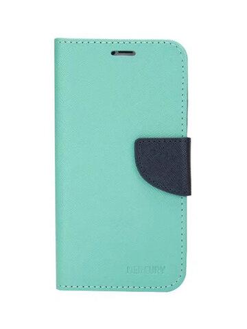 Solid Color Contrast Color Splicing Mobile Phone Case