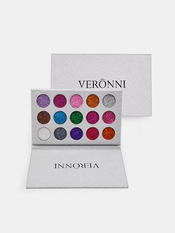 VERONNI Glitter Eyeshadow Palette