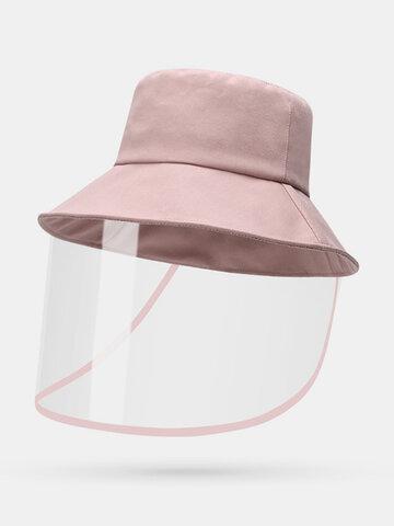 COLLROWN Anti-fog Hat Protect Eye Mask  Removable Sun Visor