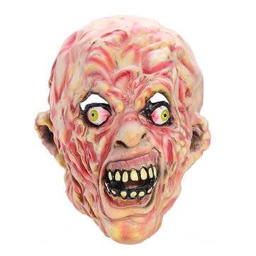 Resident Evil Halloween Zombie Latex Mask
