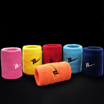 Men Women Sports Cotton Breathable Wrist Support Ball Game Fitness Wrist Protector фото