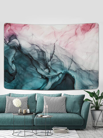 Abstract Wind Halo Dyeing Tapestry Art Home Decoration Living Room Bedroom Decoration