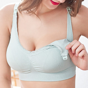 Wireless Maternity Sports Bra