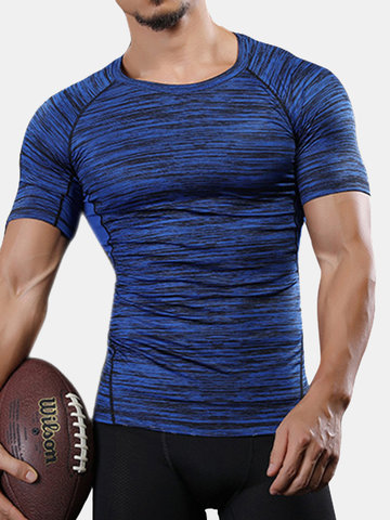 Quick-drying Fitness Sport T Shirts