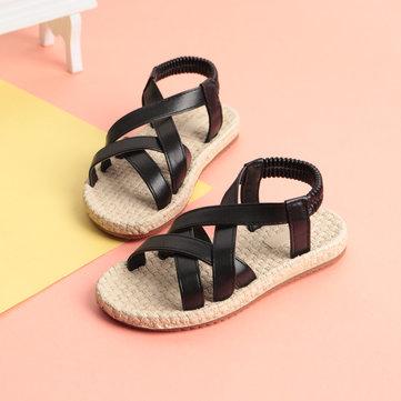 Ragazze Soft Bottom Comodi sandali da spiaggia