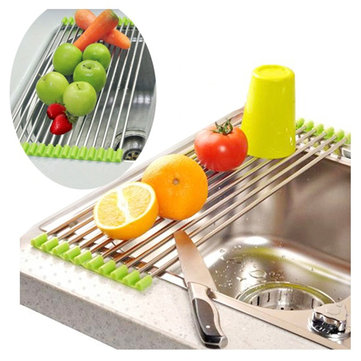 Fruit Vegetable Drain Shelf