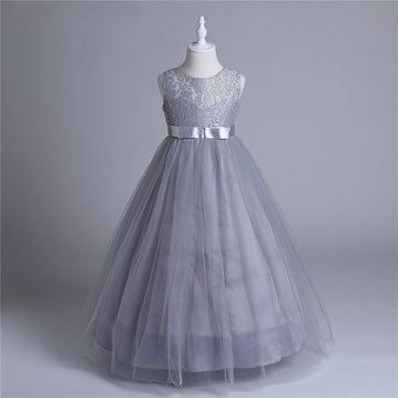 Girls Tulle Princess Party Dresses