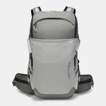 30L Polyester Waterproof Light Weight Large Capacity Sport Hiking Travel Backpack