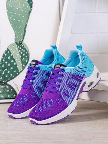 Sport Casual Cushioned Running Shoes