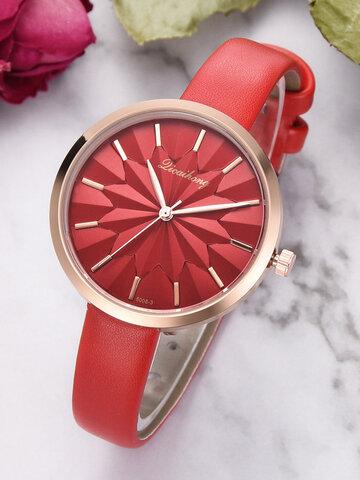 Trendy Dial Quartz Watch