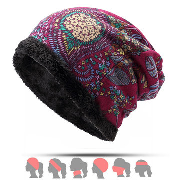 Winter Turban Scarf Caps