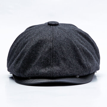 Windproof Warm Beret Caps