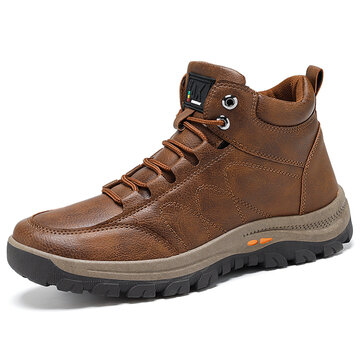Men Outdoor Casual Sport Hiking Boots