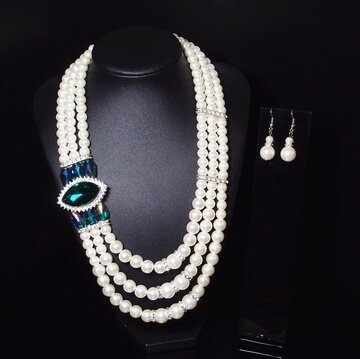 Luxury Statement Jewelry Set