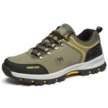 Men Wearable Outdoor Hiking Shoes