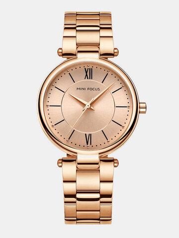 MINI FOCUS Fashion Wristwatch