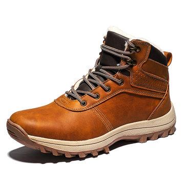 Botas de caminhada impermeáveis ao ar livre dos homens