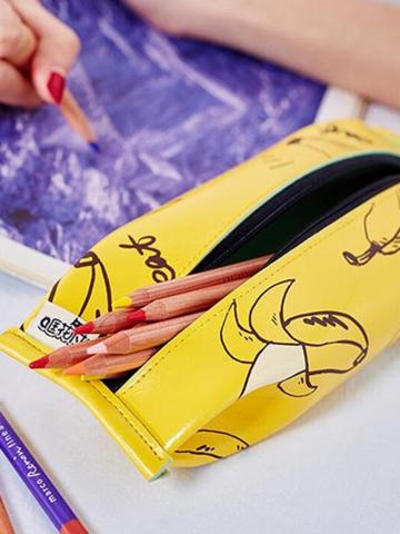 Cute Pencil Case Box Pen Bag Purse Pencil Pouch School Supplies Stationery Bag Student Supplies