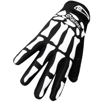 Ghost Claw Human Skeleton Gloves