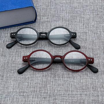 صغيرة مستديرة إطار نظارات القراءة