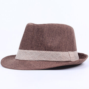 Fedora in lino