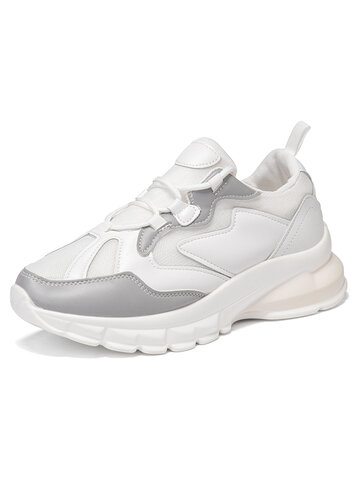 Breathable Mesh Casual Sports Shoes