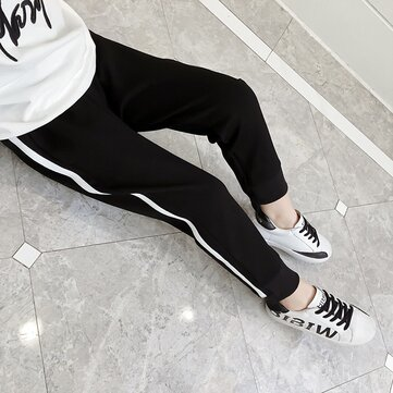 Girls Casual Pants Sports Pants Girls Roman Pants