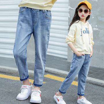 Soft And Comfortable Boys And Girls Trousers
